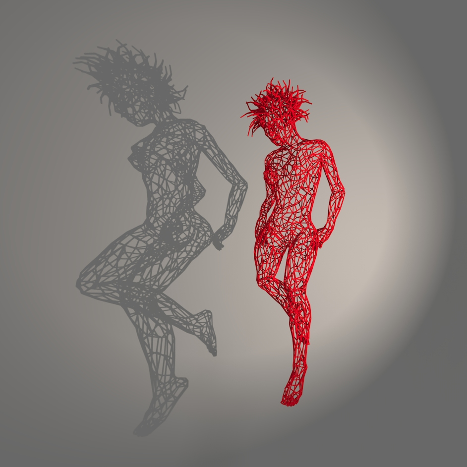 Woman Dance – Red Edition
