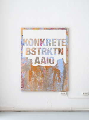 Konkrete Abstraktion