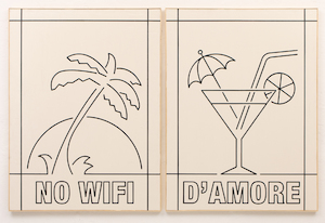 NO WIFI & D'AMORE