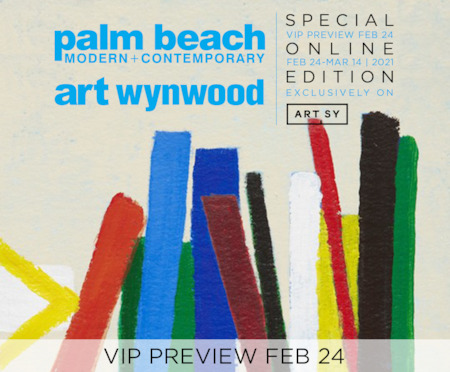 PALM BEACH 2021 / FUTURE LAB 3D: ART IN A NEW CONTEXT